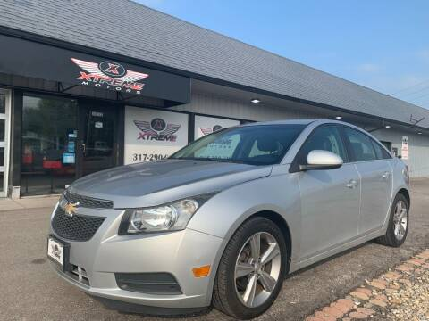 2012 Chevrolet Cruze for sale at Xtreme Motors Inc. in Indianapolis IN