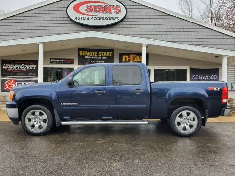 2009 GMC Sierra 1500 for sale at Stans Auto Sales in Wayland MI