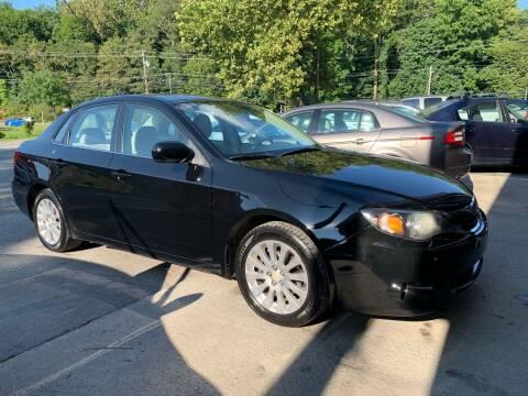 2009 Subaru Impreza for sale at Auto Warehouse in Poughkeepsie NY