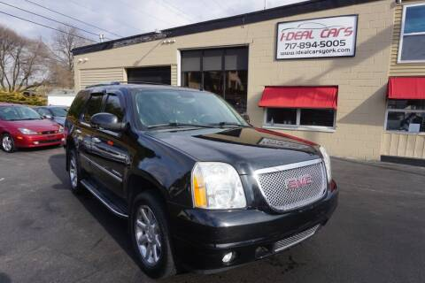 2011 GMC Yukon for sale at I-Deal Cars LLC in York PA