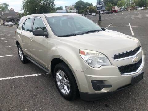 2013 Chevrolet Equinox for sale at Pinnacle Automotive Group in Roselle NJ