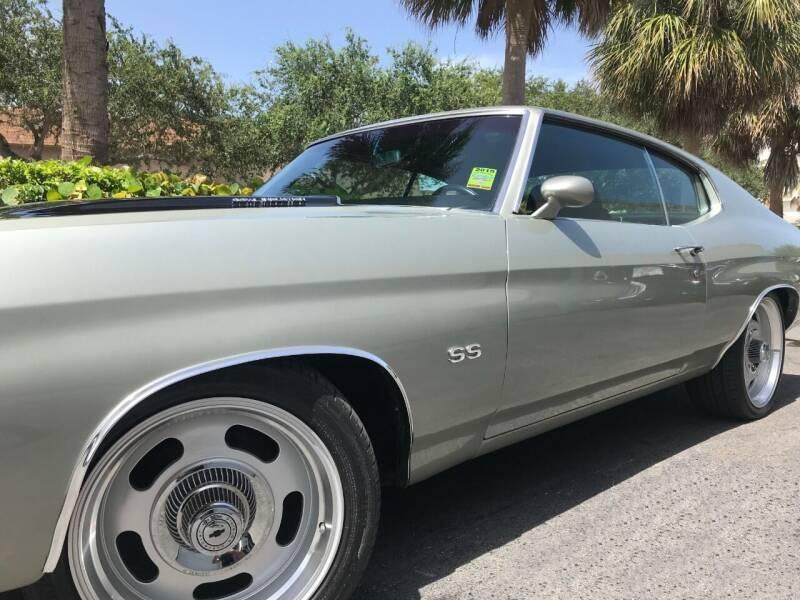 1972 Chevrolet Chevelle SS - Boca Raton FL