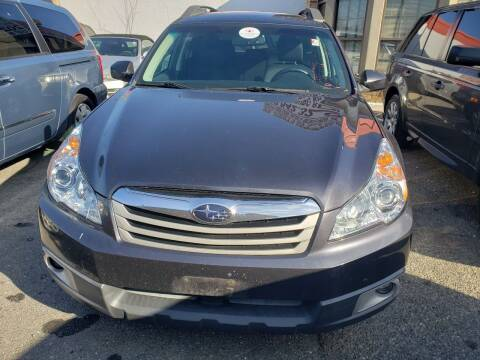 2012 Subaru Outback for sale at Jimmys Auto INC in Washington DC
