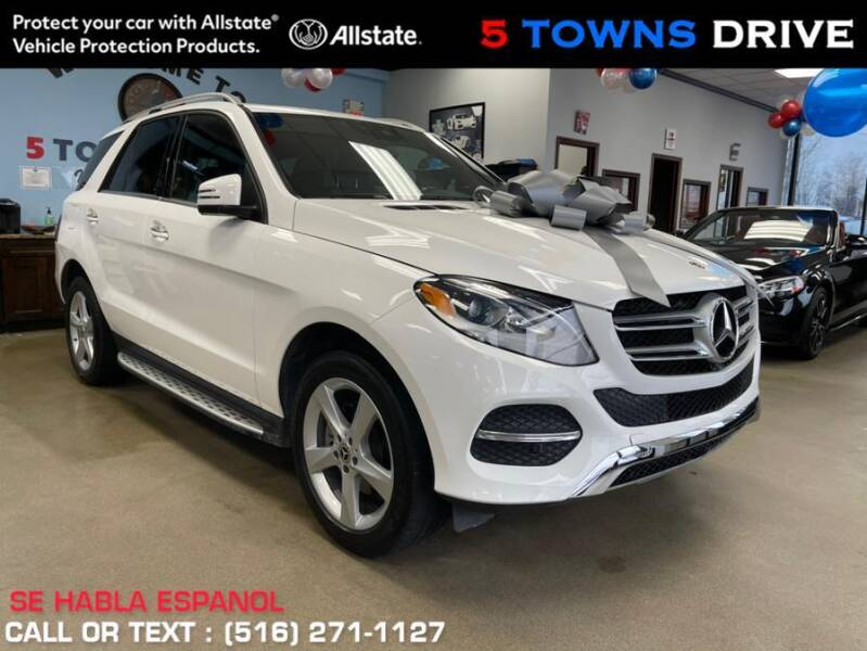 2017 Mercedes-Benz GLE for sale in Inwood, NY