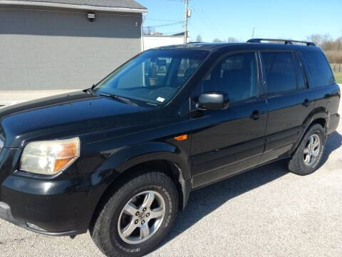 2008 Honda Pilot for sale at CarZip in Indianapolis IN