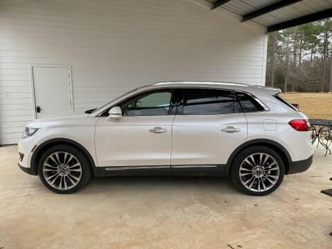 2016 Lincoln MKX for sale at VAP Auto Sales llc in Franklinton LA