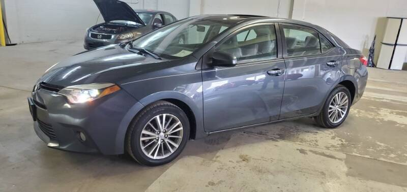 2015 Toyota Corolla for sale at Klika Auto Direct LLC in Olathe KS