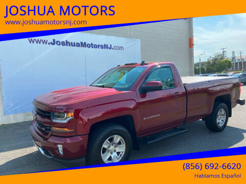 2017 Chevrolet Silverado 1500 for sale at JOSHUA MOTORS in Vineland NJ