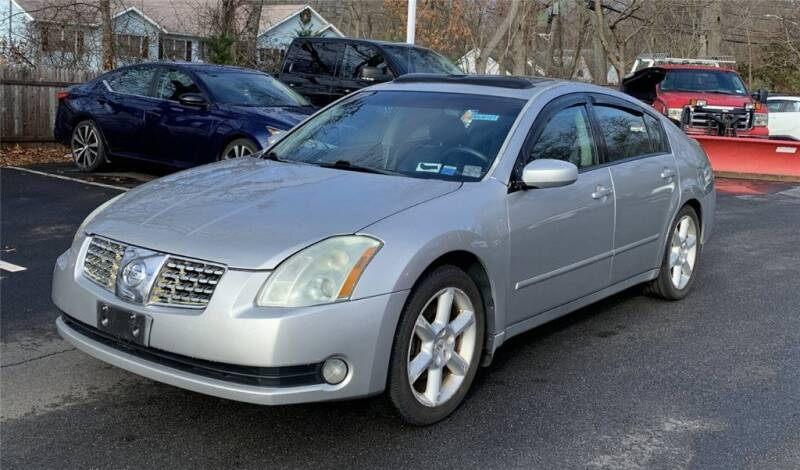 2006 Nissan Maxima for sale at A & R Used Cars in Clayton NJ