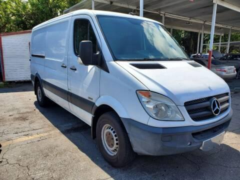 2013 Mercedes-Benz Sprinter Cargo for sale at America Auto Wholesale Inc in Miami FL