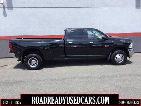 2010 Dodge Ram Pickup 3500 for sale at Road Ready Used Cars in Ansonia CT