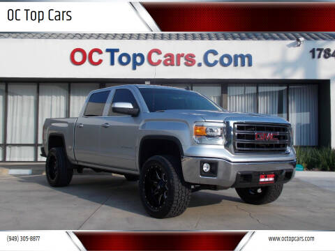 2014 GMC Sierra 1500 for sale at OC Top Cars in Irvine CA