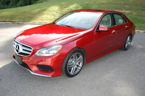 2014 Mercedes-Benz E-Class for sale at New Milford Motors in New Milford CT