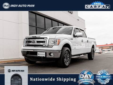 2013 Ford F-150 for sale at INDY AUTO MAN in Indianapolis IN