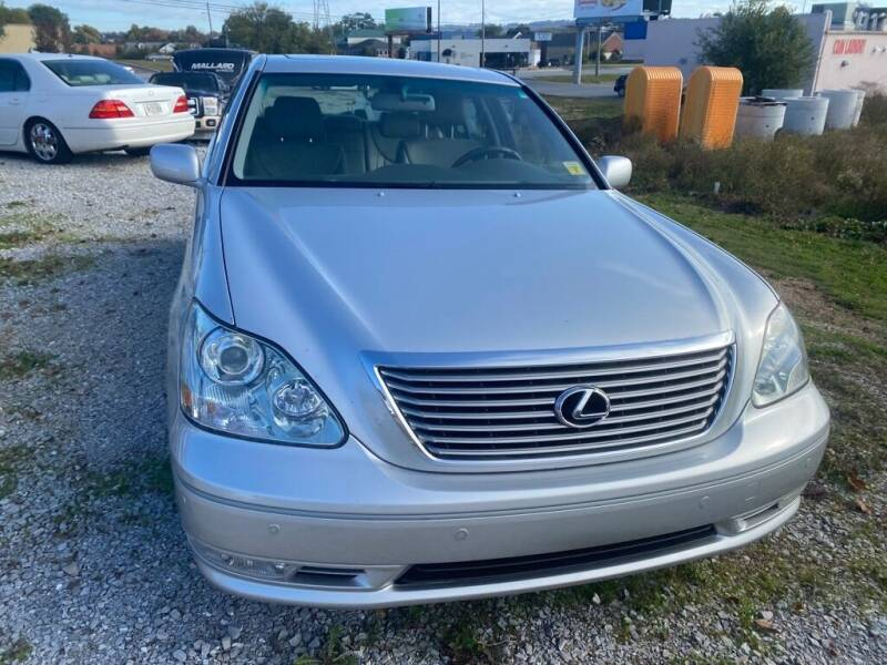 2010 Lexus ES 350 for sale at Z Motors in Chattanooga TN