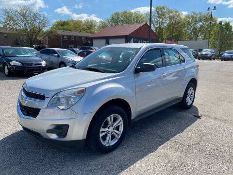 2013 Chevrolet Equinox for sale at 4th Street Auto in Louisville KY