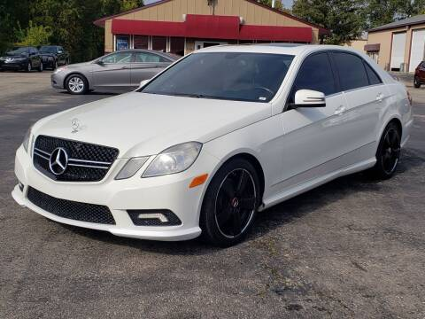 2011 Mercedes-Benz E-Class for sale at Thompson Motors in Lapeer MI