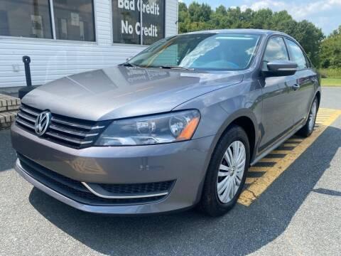 2014 Volkswagen Passat for sale at Auto America - Monroe in Monroe NC