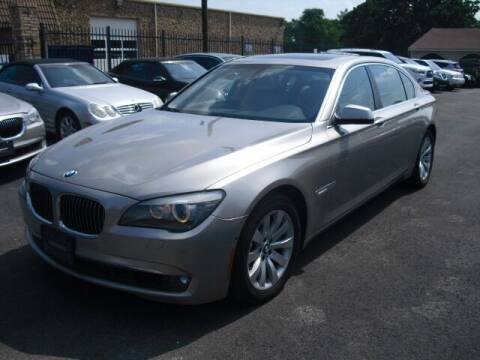 2011 BMW 7 Series for sale at German Exclusive Inc in Dallas TX