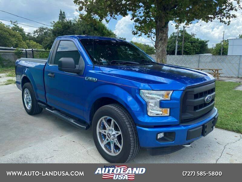 2016 Ford F-150 for sale in Largo, FL