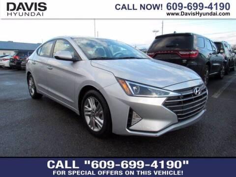 2019 Hyundai Elantra for sale at Davis Hyundai in Ewing NJ