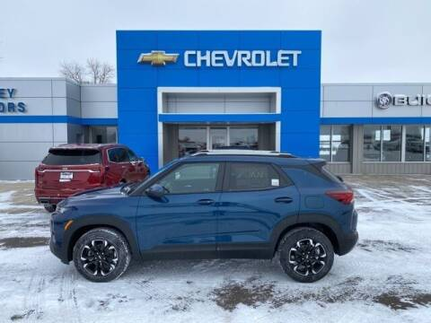 2021 Chevrolet TrailBlazer for sale at Finley Motors in Finley ND