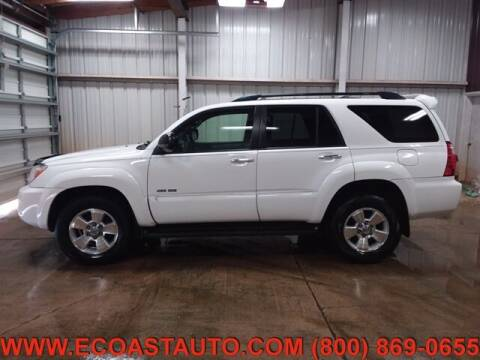 2007 Toyota 4Runner for sale at East Coast Auto Source Inc. in Bedford VA