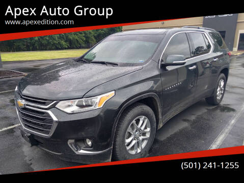 2019 Chevrolet Traverse for sale at Apex Auto Group in Cabot AR