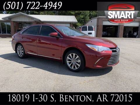 2017 Toyota Camry for sale at Smart Auto Sales of Benton in Benton AR