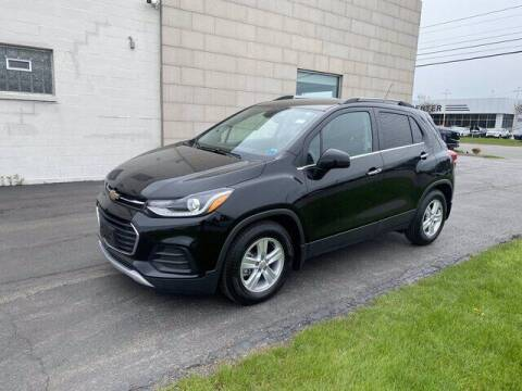 2018 Chevrolet Trax for sale at Cappellino Cadillac in Williamsville NY
