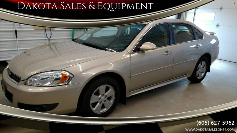 2010 Chevrolet Impala for sale at Dakota Sales & Equipment in Arlington SD