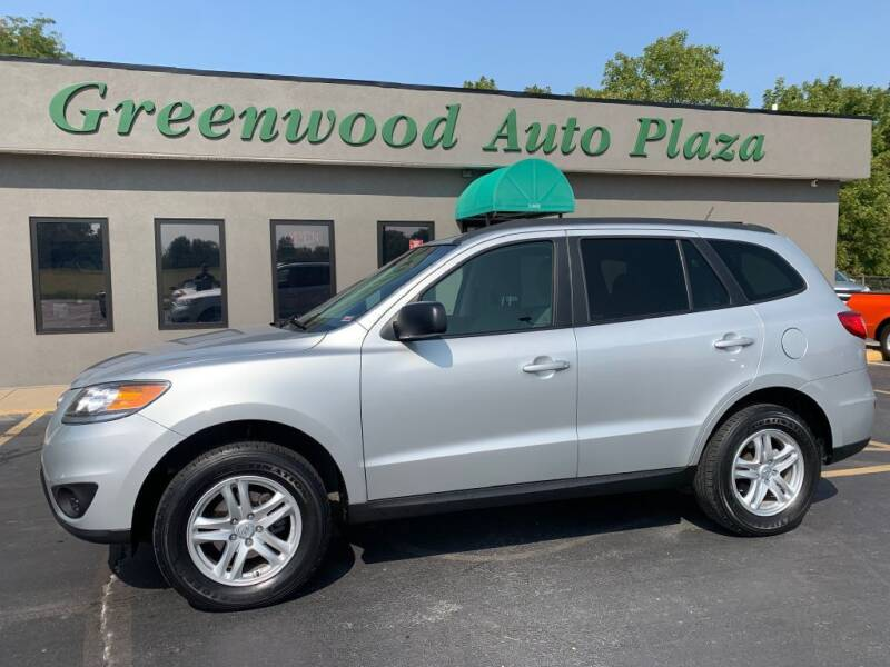 2012 Hyundai Santa Fe for sale at Greenwood Auto Plaza in Greenwood MO
