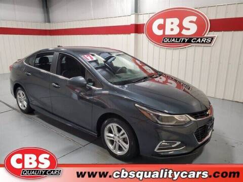 2017 Chevrolet Cruze for sale at CBS Quality Cars in Durham NC