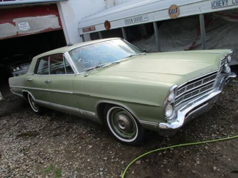 1967 Ford Galaxie 500 for sale at Marshall Motors Classics in Jackson MI