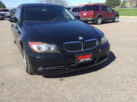 2006 BMW 3 Series for sale at Broadway Auto Sales in South Sioux City NE