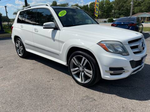 2014 Mercedes-Benz GLK for sale at QUALITY PREOWNED AUTO in Houston TX