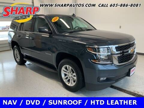 2020 Chevrolet Tahoe for sale at Sharp Automotive in Watertown SD