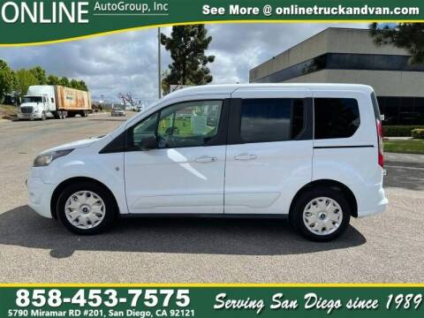 2014 Ford Transit Connect Wagon for sale at Online Auto Group Inc in San Diego CA