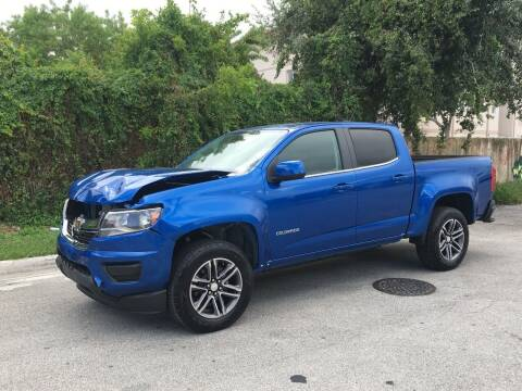 2019 Chevrolet Colorado for sale at My Car Inc in Pls. Call 305-220-0000 FL
