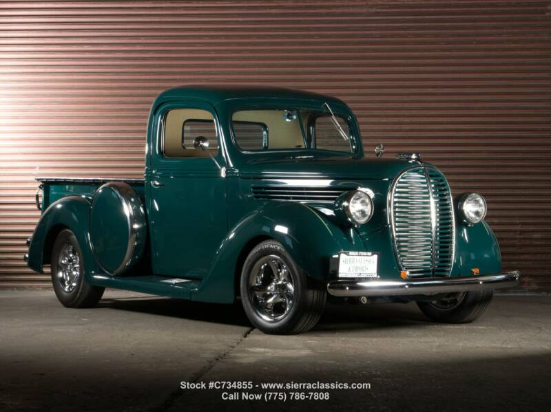 1939 Ford 91c for sale at Sierra Classics & Imports in Reno NV