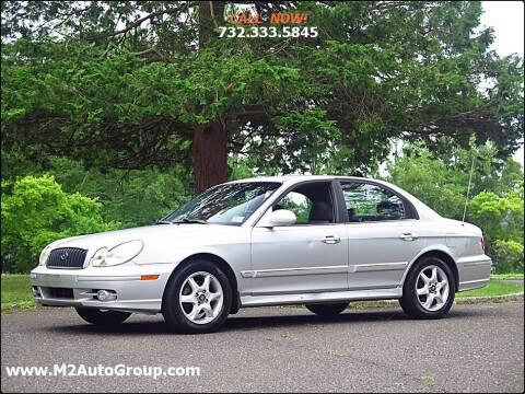 2005 Hyundai Sonata for sale at M2 Auto Group Llc. EAST BRUNSWICK in East Brunswick NJ