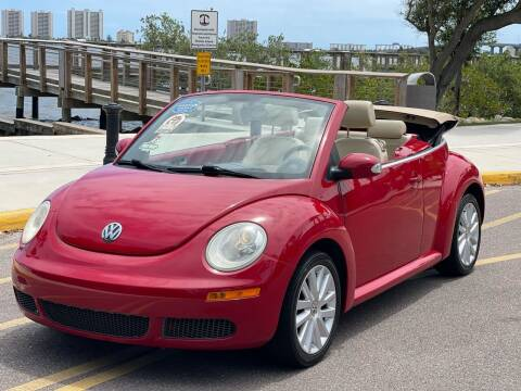 2009 Volkswagen New Beetle Convertible for sale at Orlando Auto Sale in Port Orange FL