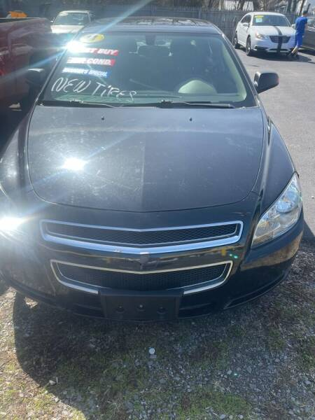 2011 Chevrolet Malibu for sale at Right Choice Automotive in Rochester NY