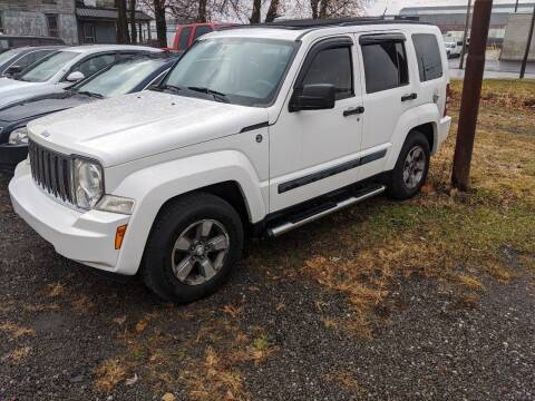 2008 Jeep Liberty for sale at Sprinkle's Auto Sales LLC in Marion OH