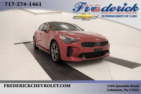 2018 Kia Stinger for sale at Lancaster Pre-Owned in Lancaster PA