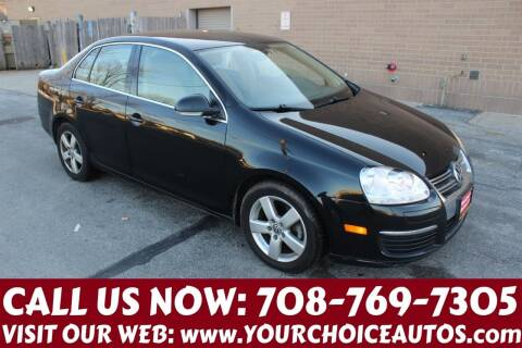 2005 Volkswagen Jetta for sale at Your Choice Autos in Posen IL