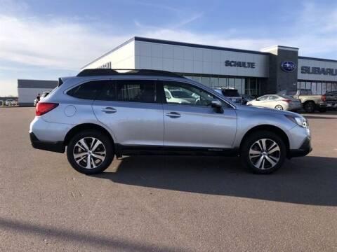 2019 Subaru Outback for sale at Schulte Subaru in Sioux Falls SD