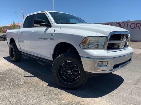 2011 RAM Ram Pickup 1500 for sale at Boktor Motors in Las Vegas NV