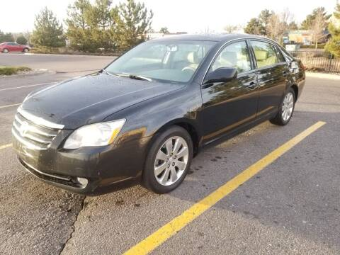 2007 Toyota Avalon for sale at QUEST MOTORS in Englewood CO