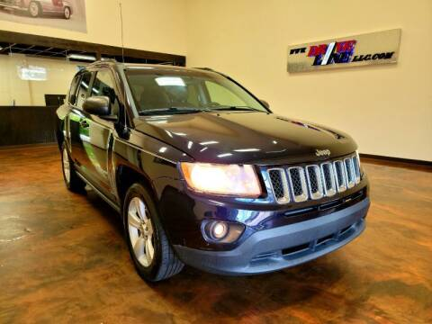 2011 Jeep Compass for sale at Driveline LLC in Jacksonville FL